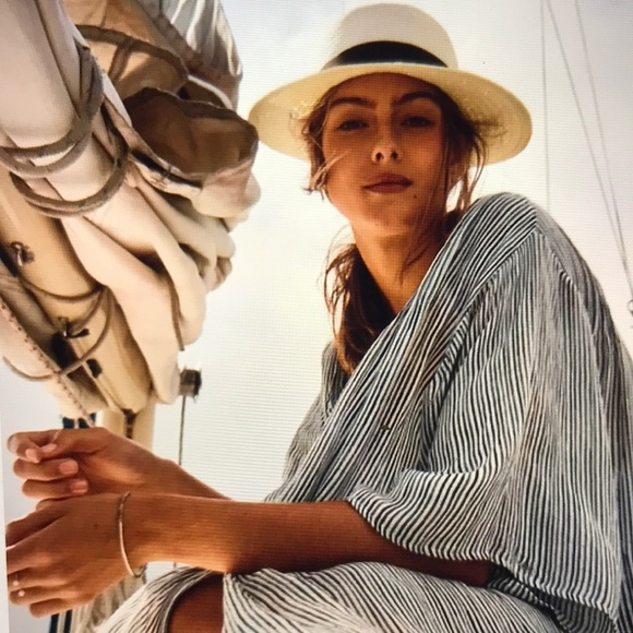 b0f8963f9 Halogen Straw Panama hat NWT Boutique
